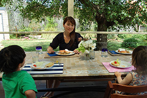 金融業界からマスコミ業界へ<br>オーストラリアでキャリアチェンジをした2児のママ
