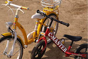 子どもが自転車に乗り始めたら「自転車保険」に加入すべき?