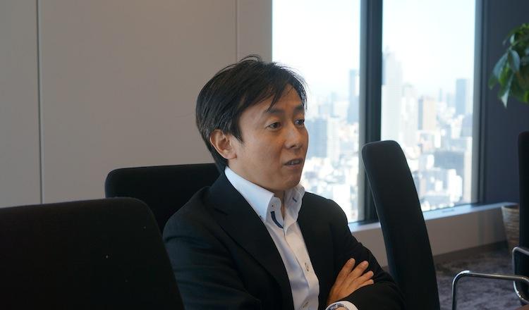 サイボウズ株式会社 代表取締役社長 青野慶久さん