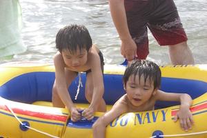 夏は子どもの水難事故に注意!やっておきたい対策まとめ