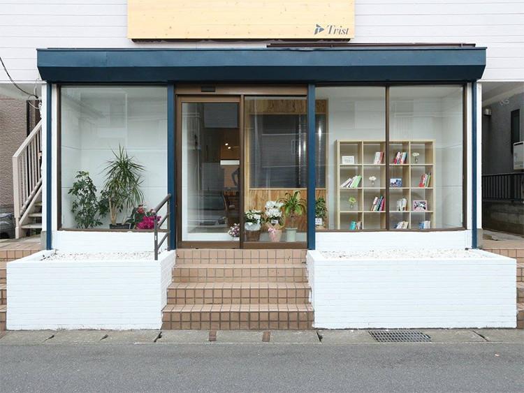2016年5月に設立されたシェアオフィス Trist