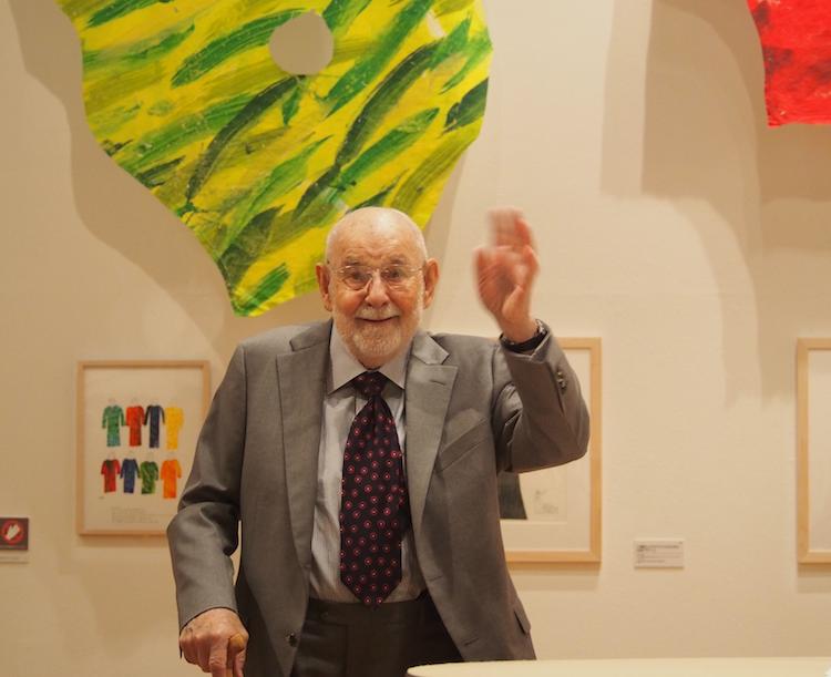 子どもと一緒に訪れたい展覧会<br />世田谷に「エリック・カール展 The Art of Eric Carle」がやってきた!