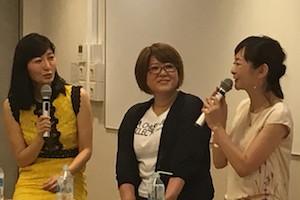 「女性起業家サロン」で聞く、起業ってどうすればできるの?(イベントレポート)