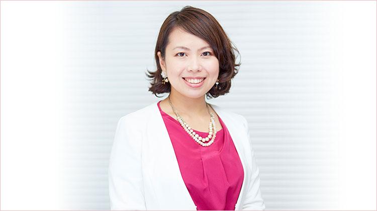 代表の堀江敦子さん