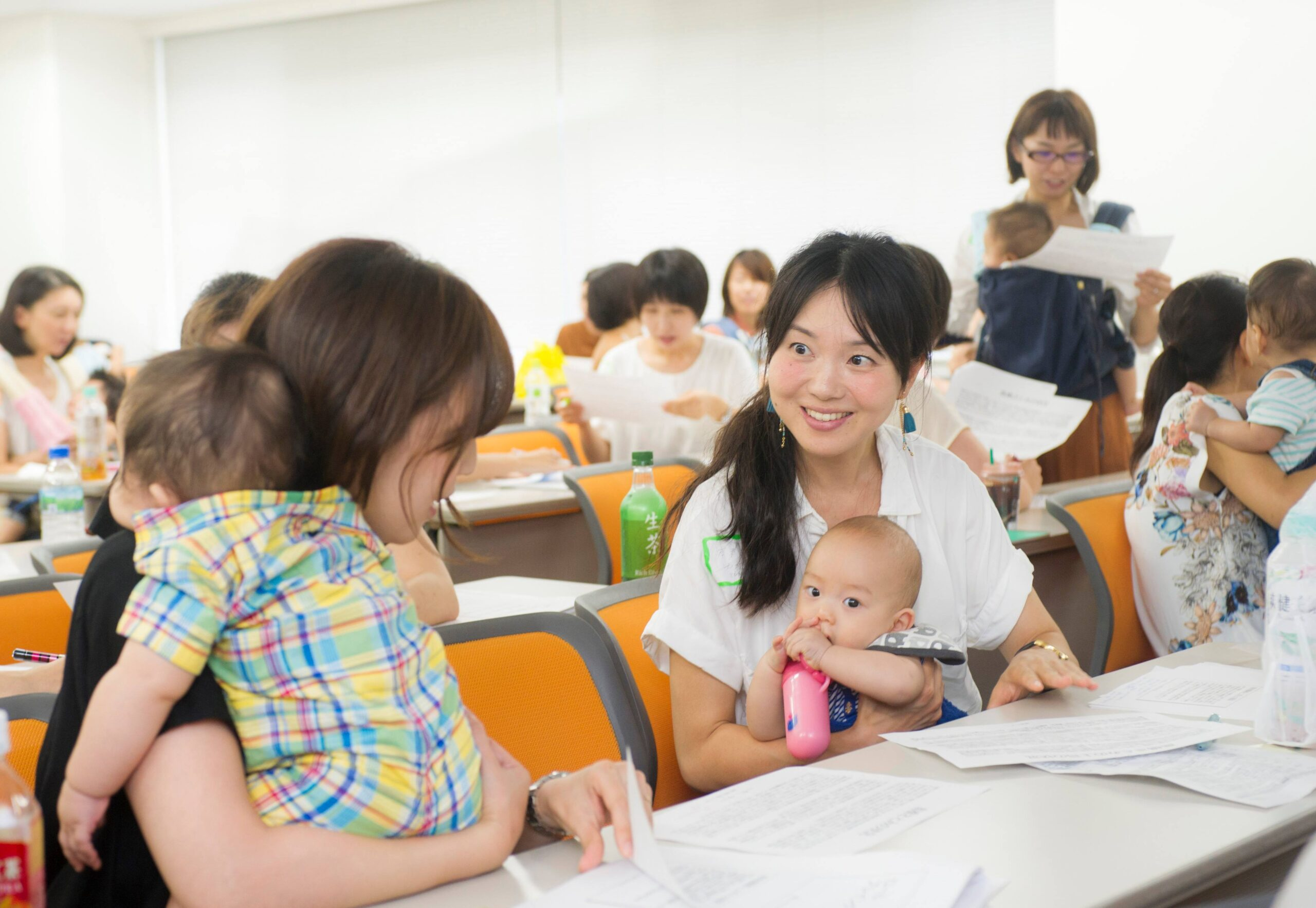 育休中の学びにムーブメントを起こした勉強会『育休プチMBA®』<br>あれから7年、ワーママの働き方はどう変わった?
